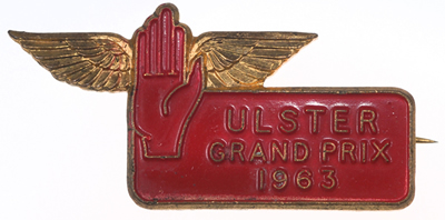 1963 UGPSC Badge